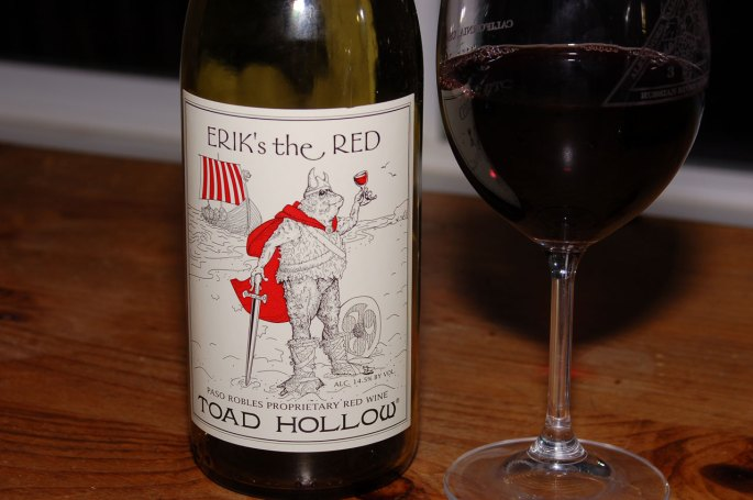Erik's The Red - Paso Robles - Red Table Wine