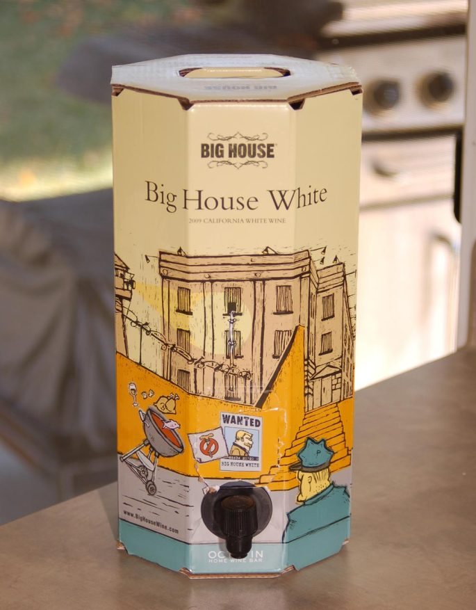 2009 Big House White